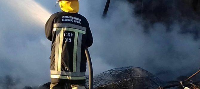 Uniformes Junghaus em Ação Com os Bombeiros de Eldorado do Sul